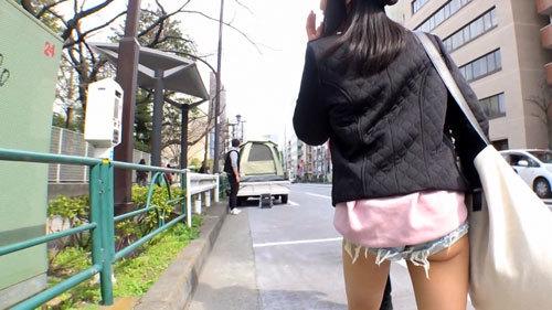 私立パコパコ女子大学 女子大生とトラックテントで即ハメ旅 りかちゃん 20歳 R大学 文学部2年