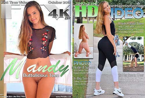 Mandy - BUTTALICIOUS TEEN