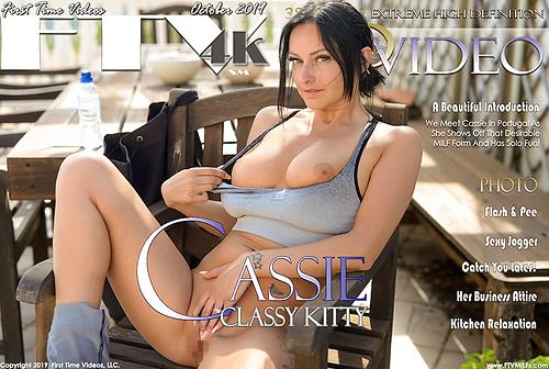 Cassie - CLASSY KITTY