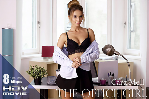 Cara Mell - THE OFFICE GIRL