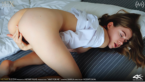 MetArt X - Shayla - WAIT FOR ME