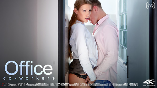 Alexis Crystal - OFFICE EPISODE 1 - CO-WORKERS