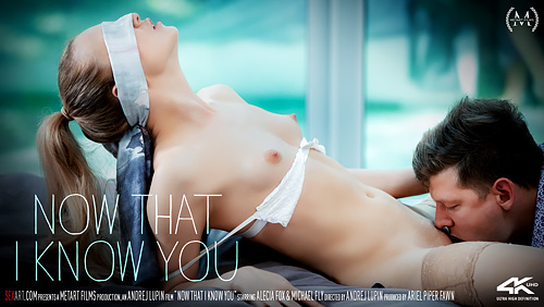 Alecia Fox - NOW THAT I KNOW YOU