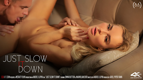 Emma Button - JUST SLOW IT DOWN