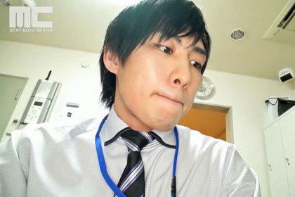イケメン爽やかサラリーマンが職場の上司に襲われる!!.jpg