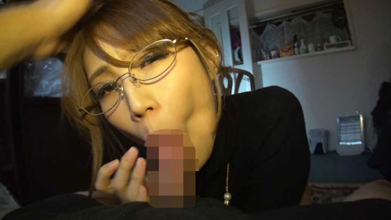 知的インテリ眼鏡妻のAV種付け出演 立松一乃