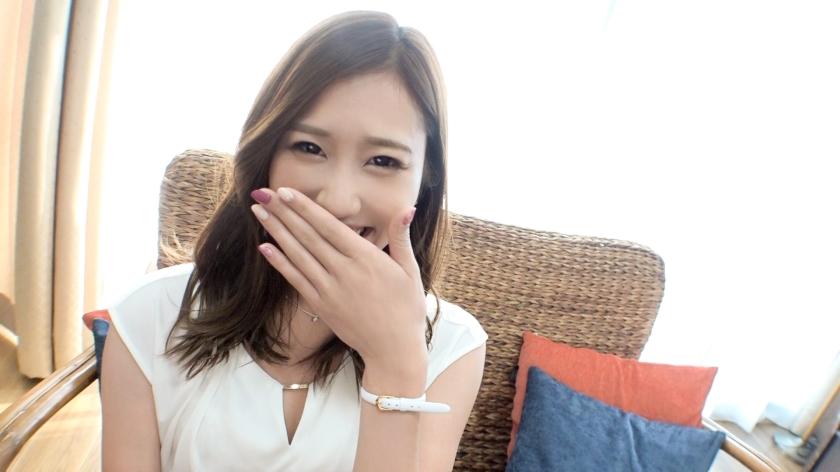 応募素人、初AV撮影 105 愛華 26歳 化粧品販売