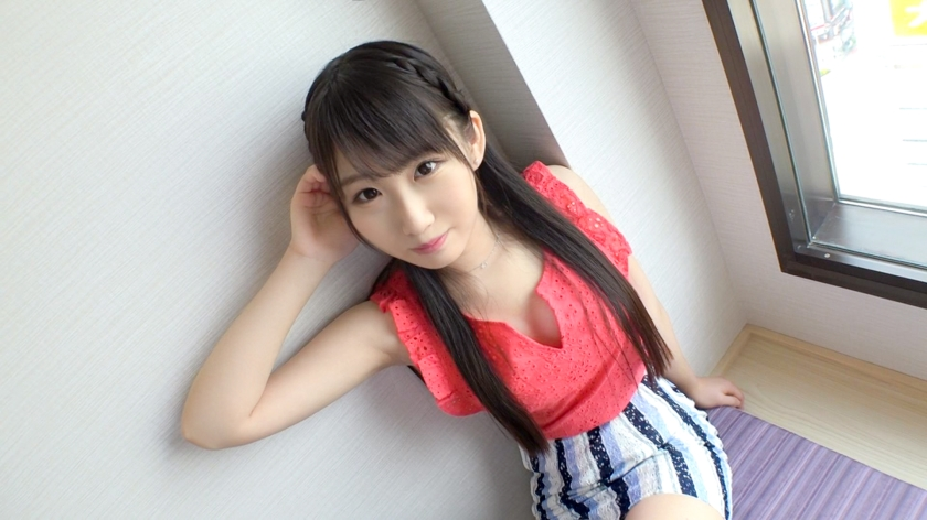 【初撮り】ネットでAV応募→AV体験撮影 1102  栞 20歳 大学生