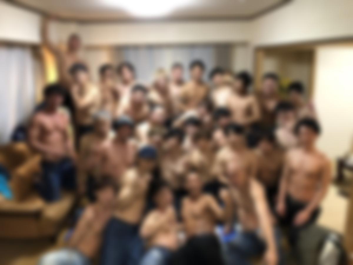 2019令和元年男優忘年会集合写真002