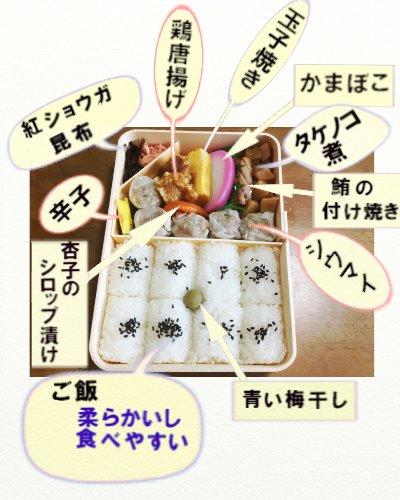 崎陽軒のシウマイ弁当の説明