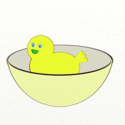 鳥の巣ミニ
