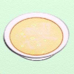 トンコツラーメンのスープ