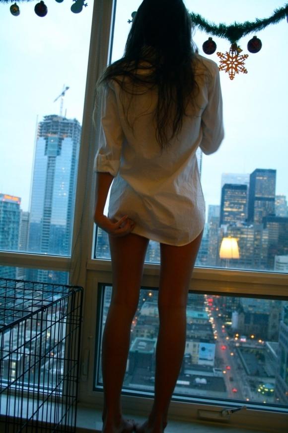 白いワイシャツを羽織ってる女の子のエロさはマジでハンパないって!wwwwwww【画像30枚】01_201901300049067b7.jpg