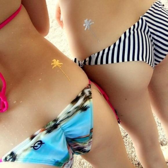 【素人自撮り画像】暑くなってきて素人の水着画像がネット上に蔓延する時期になってきたwwwwwww【画像30枚】01_201907210040190ba.jpg