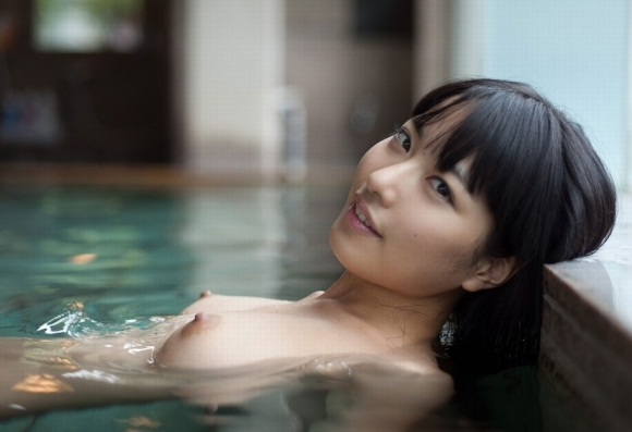 【おっぱい】温泉に浸かってるおっぱいに和の心を感じるwwwwwww【画像30枚】06_20181204200954553.jpg
