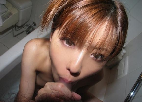 【フェラチオ】お風呂で綺麗にフェラしてくる女の子って最高だよwwwwwww【画像30枚】08_20200206224730d50.jpg