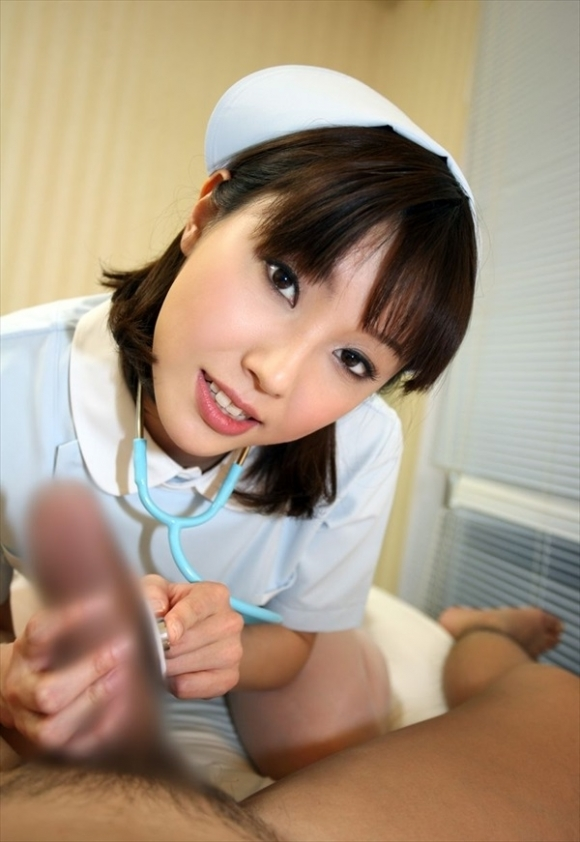 エッチなお世話が上手なナースさんに看病してもらえるなら入院も悪くないwwwwwww【画像30枚】12_20200212222555082.jpg