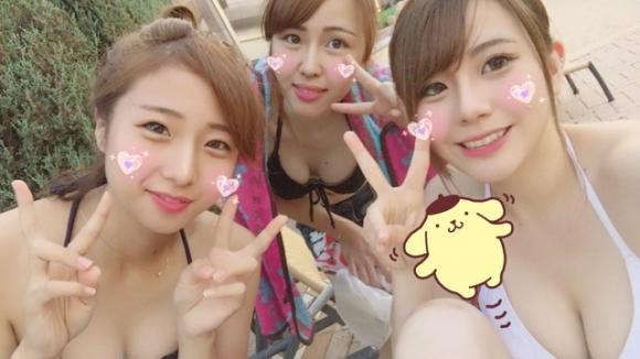 【素人水着画像】くっそ可愛い女の子が水着を着てるところを見れるなんて夏は素晴らしすぎるwwwwwww【画像30枚】14_20190818015002129.jpg