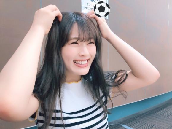 NMB48渋谷凪咲ちゃんの癒されセクシーグラビア画像【画像40枚】15_20181005224344688.jpg