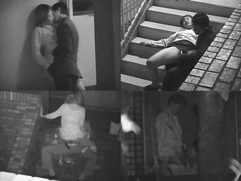 【野外露出】赤外線だから見れるカップルの野外セックスが激しすぎるwwwwwww【画像30枚】15_20191022222949373.jpg