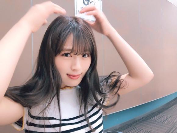 NMB48渋谷凪咲ちゃんの癒されセクシーグラビア画像【画像40枚】16_20181005224345b31.jpg