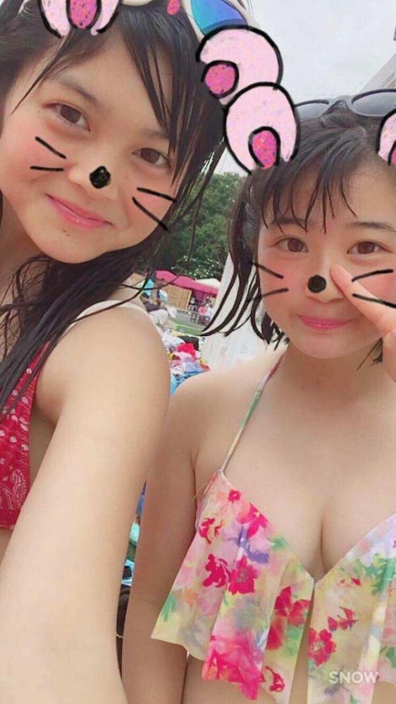 【素人水着画像】くっそ可愛い女の子が水着を着てるところを見れるなんて夏は素晴らしすぎるwwwwwww【画像30枚】19_2019081801500918d.jpg