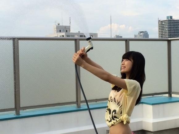 NMB48渋谷凪咲ちゃんの癒されセクシーグラビア画像【画像40枚】20_20181005224351c61.jpg