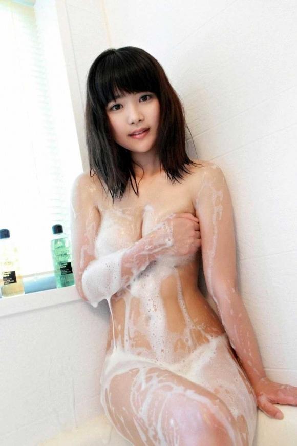 【泡姫】シャワー中の女の子が泡まみれでめっちゃ可愛いwwwwwww【画像30枚】20_20190902005233272.jpg