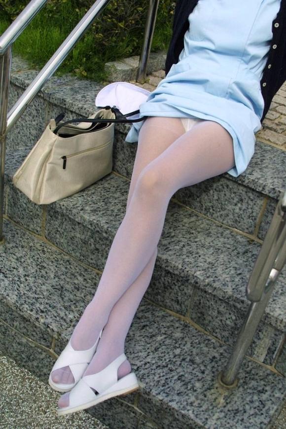白衣の天使「ナース」のパンチラ画像を集めてみたwwwwwww【画像30枚】21_2019042501531334b.jpg