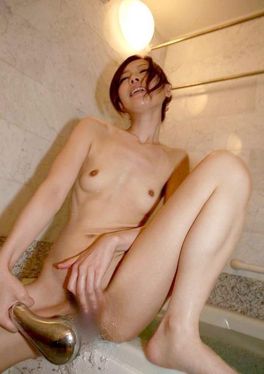 【シャワオナ】シャワーの水圧で気持ち良くなってる女の子がエロすぎるwwwwwww【画像30枚】21_20200215223022a50.jpg