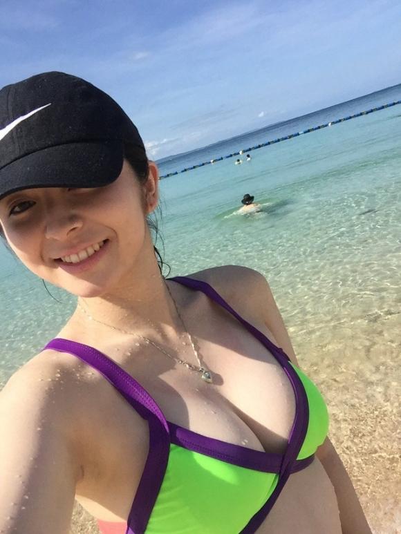 【素人水着画像】くっそ可愛い女の子が水着を着てるところを見れるなんて夏は素晴らしすぎるwwwwwww【画像30枚】24_20190818015041c0f.jpg