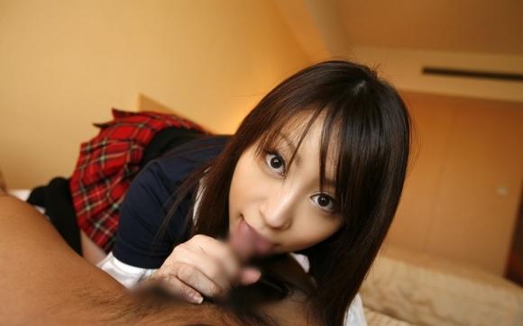 【JKフェラチオ画像】女子校生に自分のチンコ舐めてもらうのが快感すぎるwwwwwww【画像30枚】28_20181010211854edc.jpg