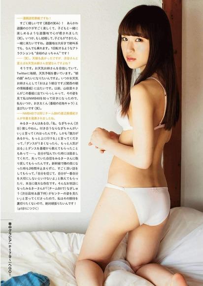 NMB48渋谷凪咲ちゃんの癒されセクシーグラビア画像【画像40枚】32_201810052245037d0.jpg