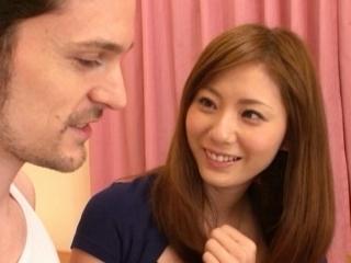 《麻美ゆま》 もっと英語が話せるようになりたいから、外国人講師相手に大ハッスル!