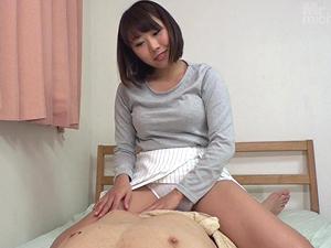 【有坂つばさ】乳首愛撫専門デリヘルの両手を拘束されて乳首を徹底的に責められながらのパンティマンコキ