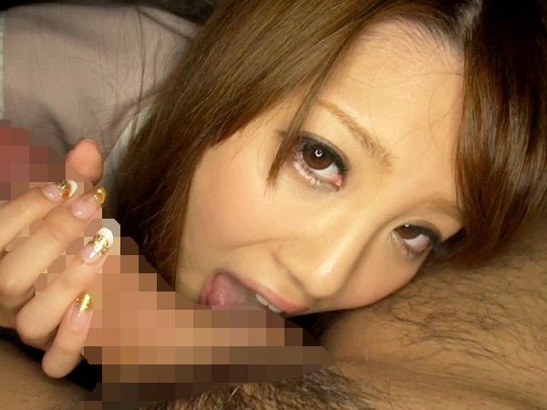 【RION】Jカップ超乳彼女とケンカして仲直りして車の中でフェラしてもらう主観映像