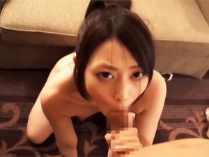 【桜井あゆ】貧乳スレンダー美女がクンニで深く感じ乳首をビンビンにして果てる濃厚SEX