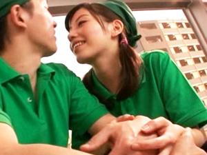 【横山美雪】学校の先輩・バイトの先輩を誘惑してパコりまくっちゃう美少女