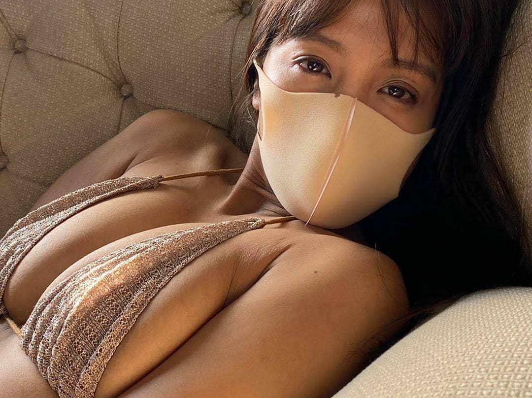 マスク女子 25