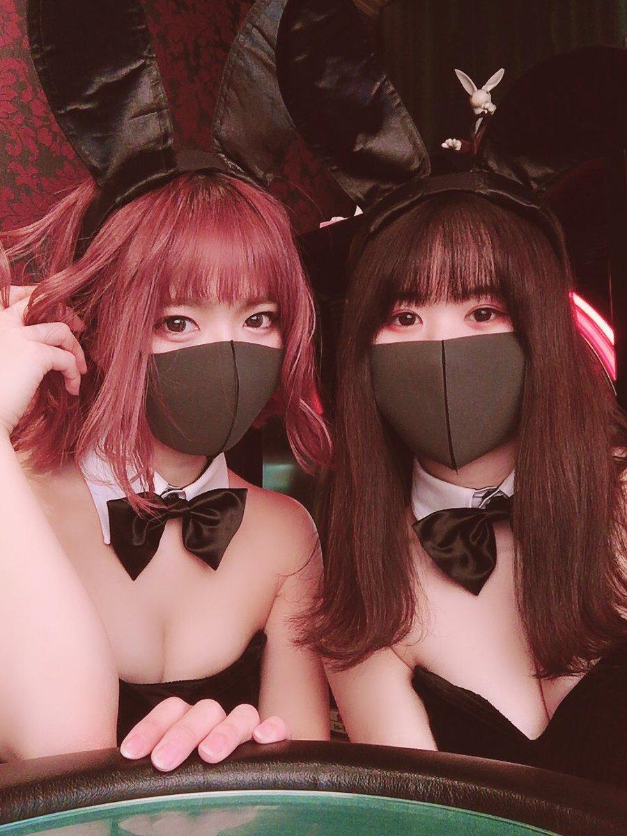 マスク女子 17