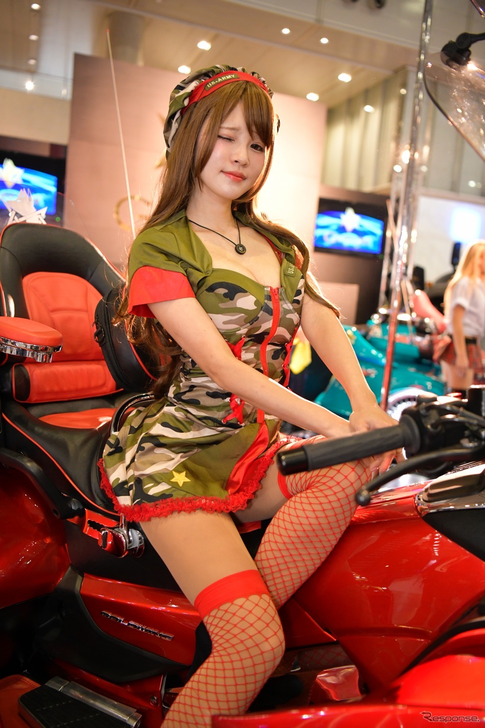 レースクイン・キャンギャル 24