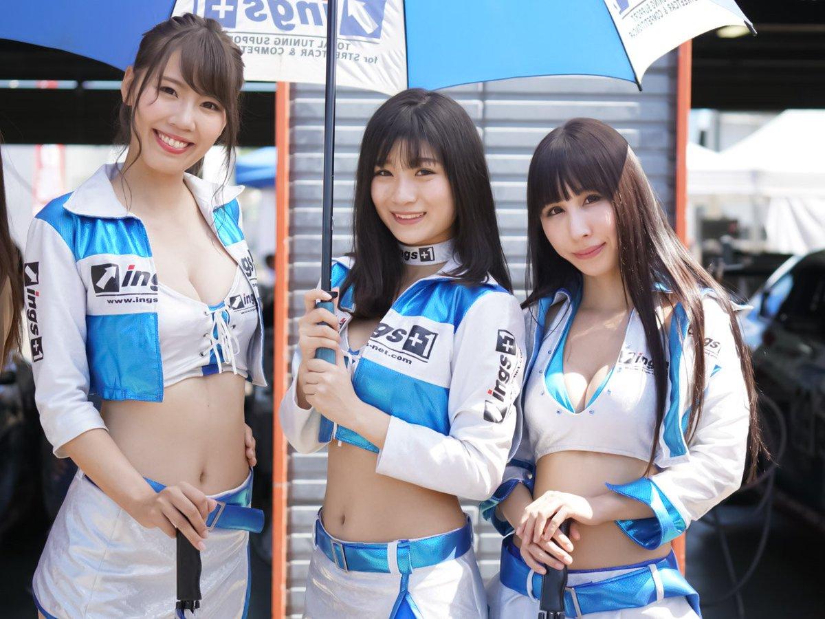 レースクイン・キャンギャル 17