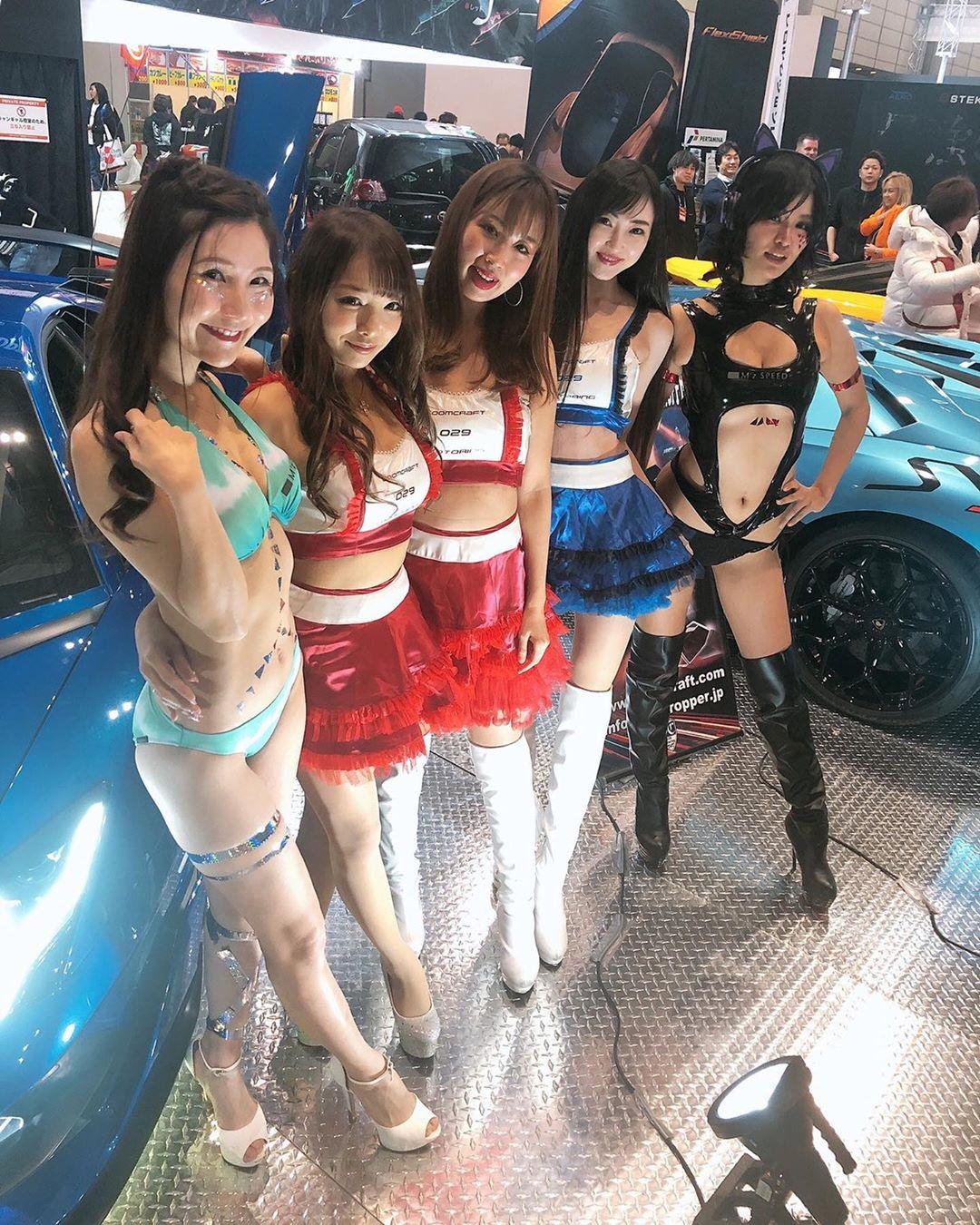 レースクイン・キャンギャル 8
