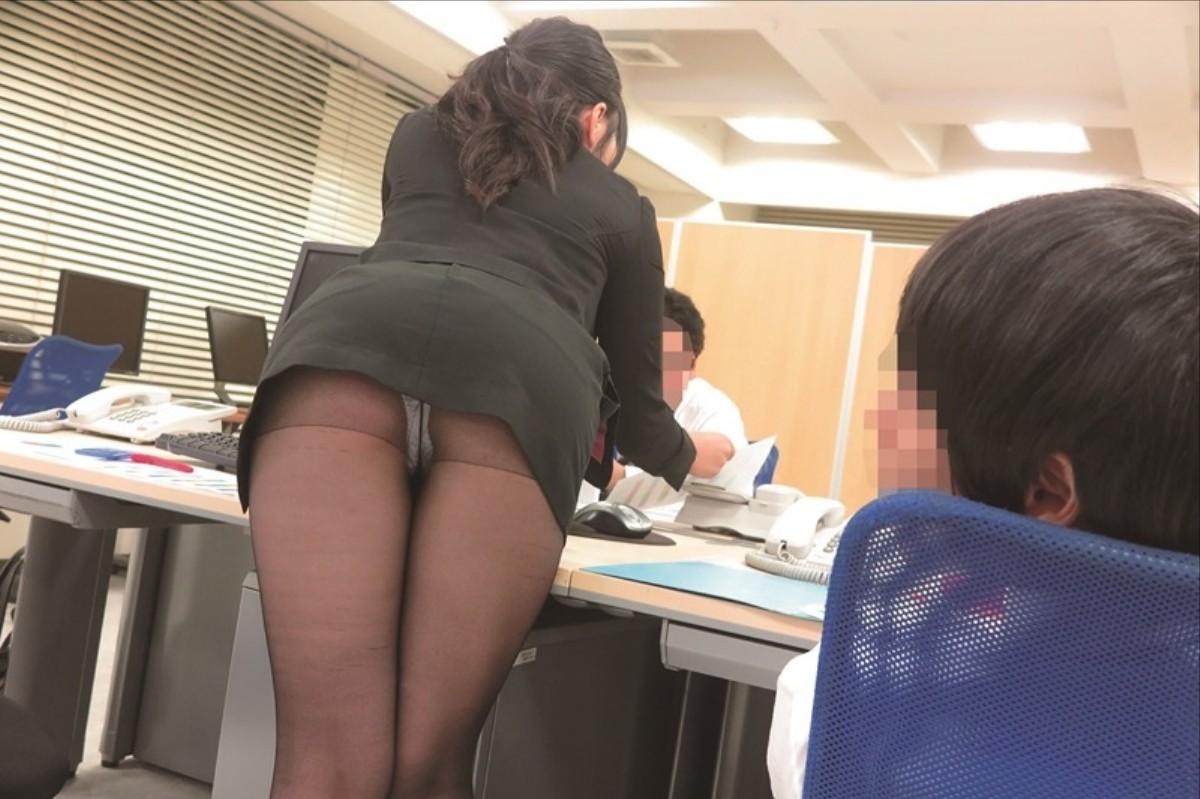 職場で見たエロい光景28