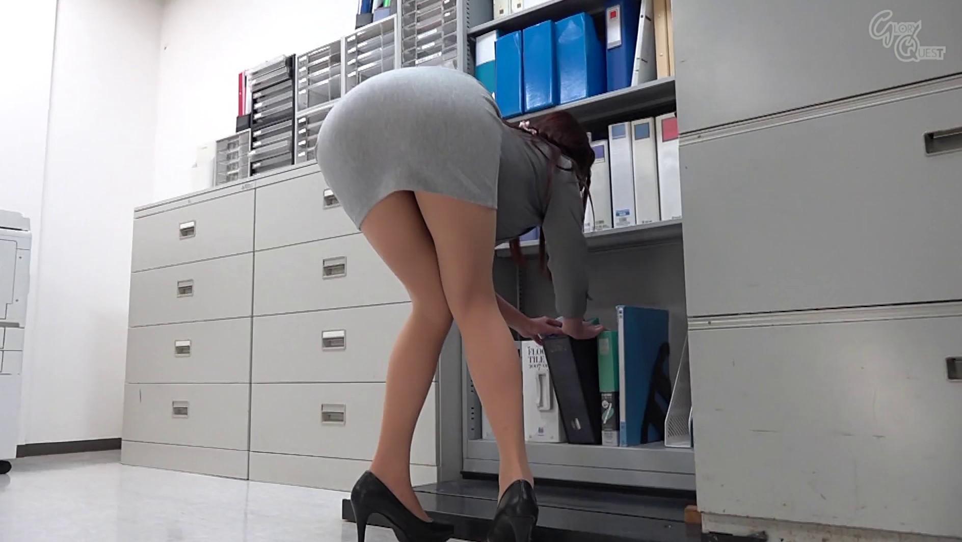 職場で見たエロい光景20