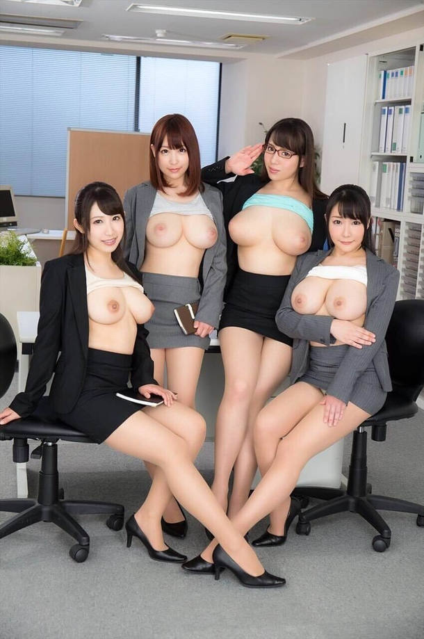 オフィスでセックス 1