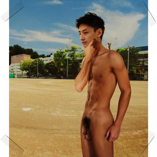 30代 男性 全裸露出