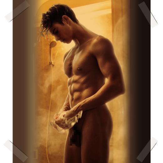 シャワー 盗撮