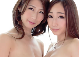 グラマラスボディの美女2人組がホテルの一室で1日中お互いの肉体を求めあう濃厚レズセックス!!