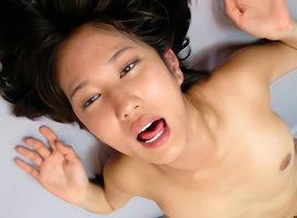 ショートカット激カワ美少女にエロくなる催眠をかけてみた結果・・・男優の激ピストンでアヘ顔晒す!